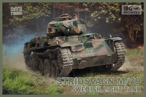 STRIDSVAGN M/39