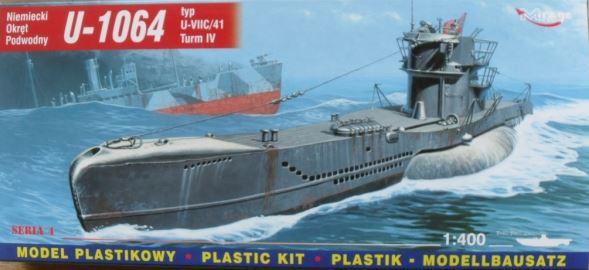 U-1064 VII C/41 TURM IV