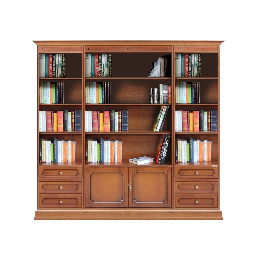 Bücherregal 2 m, Bücherregal