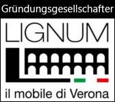 Arteferretto ist Gründungsgesellschafter von LIGNUM - Il mobile di Verona