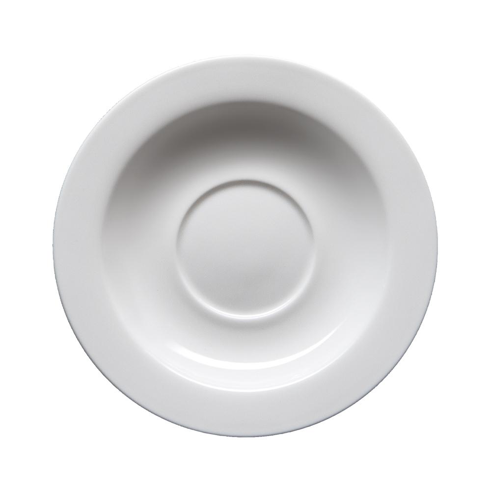 Piattino per tazza thè impilabile cm 16 | Milano