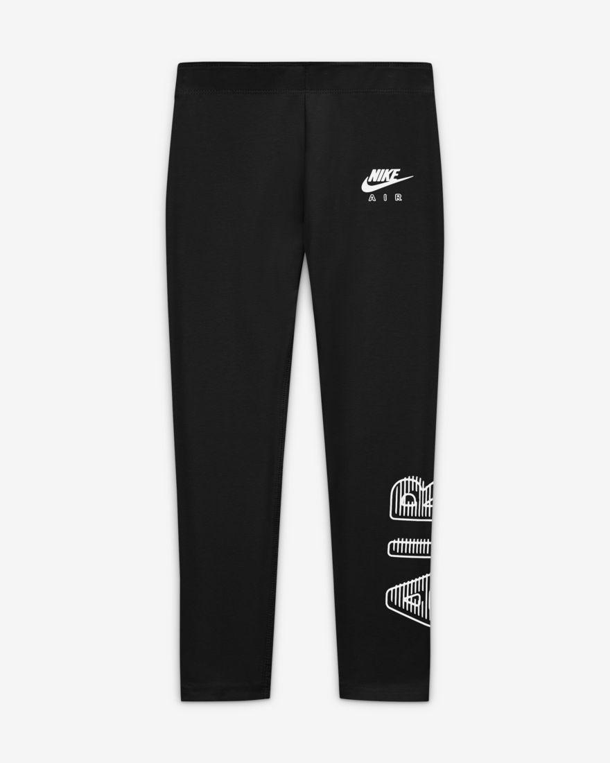 Leggings Ragazza Nike Air NIKE CU8299-010  -9