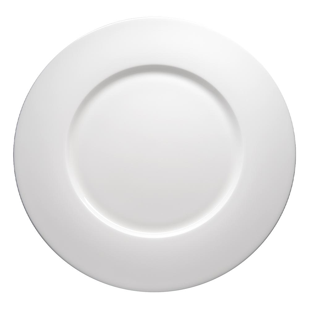 Piatto piano cm 36   Gourmet