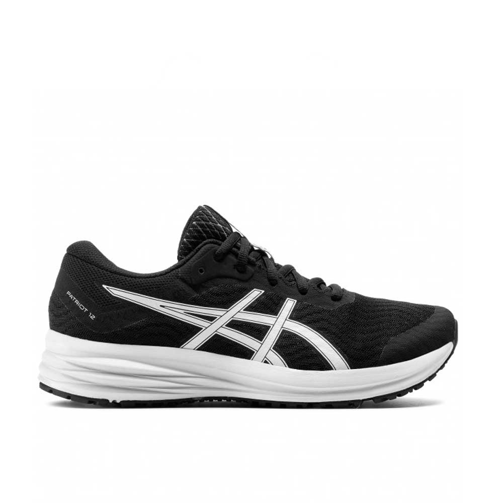 Asics Patriot 12 Black White da Uomo