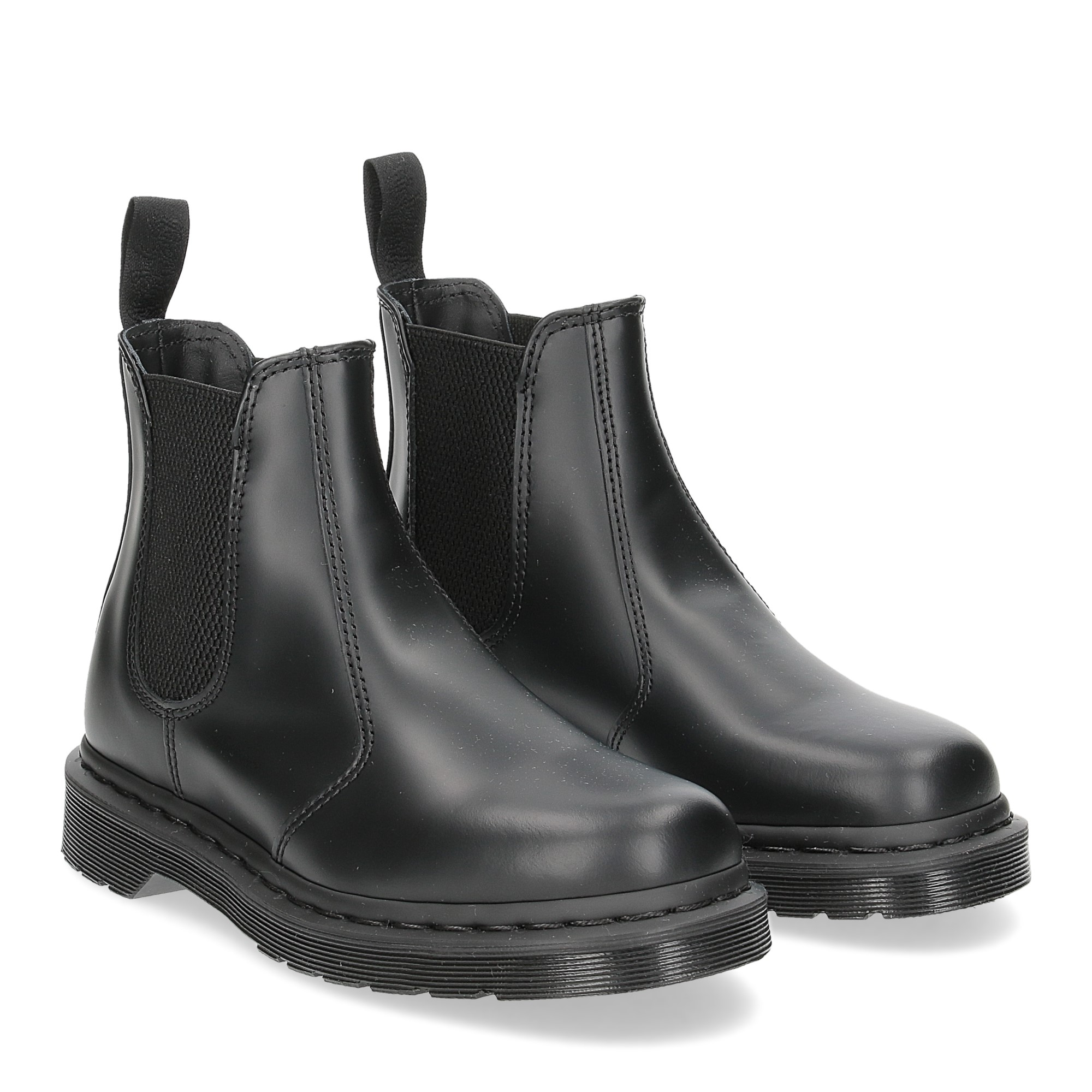 Dr. Martens Beatles Donna 2976 mono black smooth