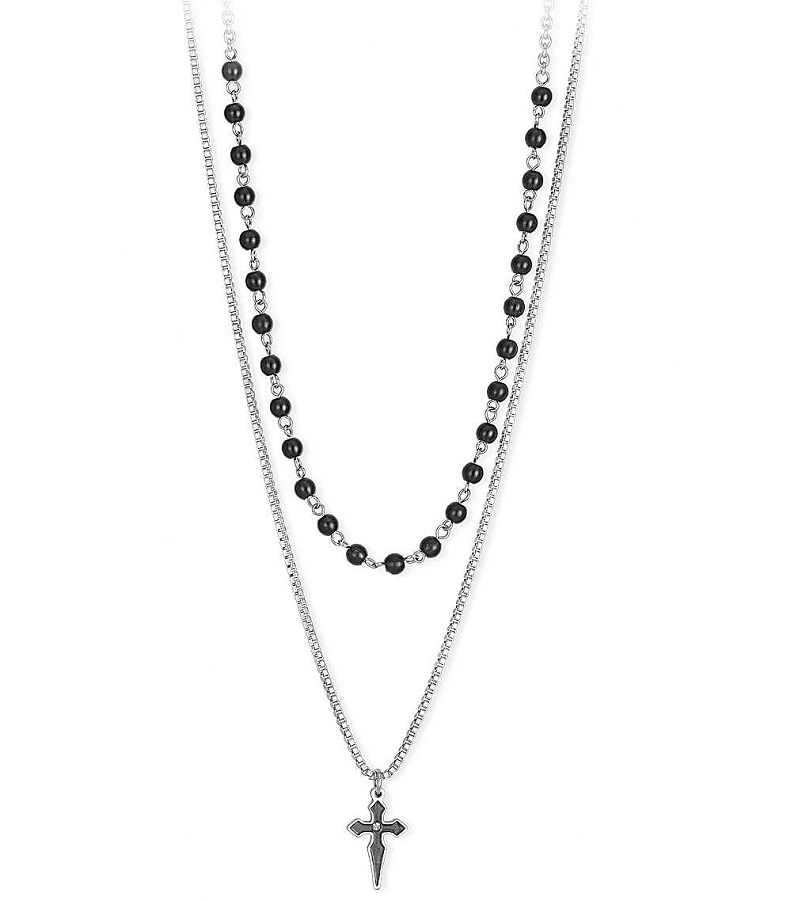 2Jewels Collana Faith, catena doppia