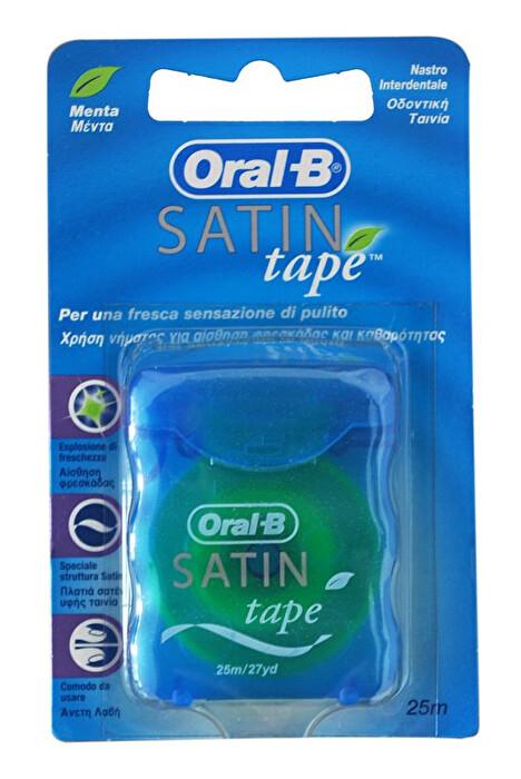 ORAL-B SATIN TAPE FILO INTERDENTALE - 25 METRI