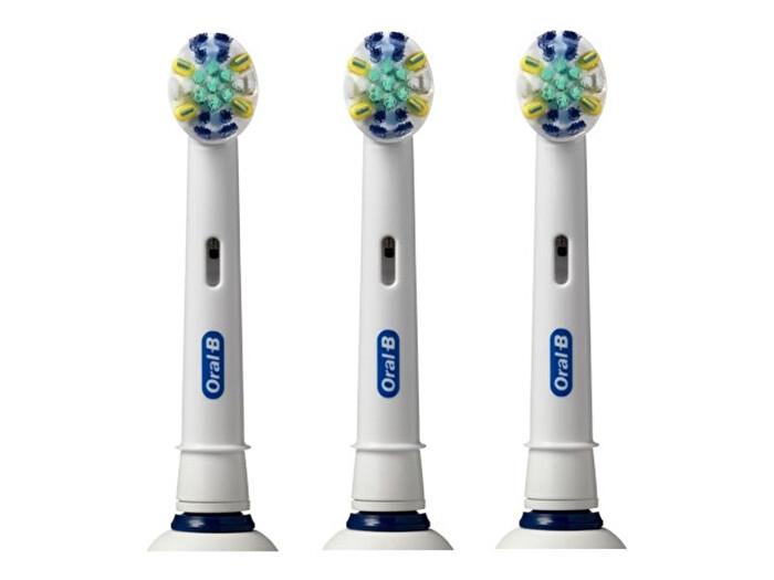 ORAL-B FLOSS ACTION TESTINE DI RICAMBIO 3 SETOLE MICROPULSE