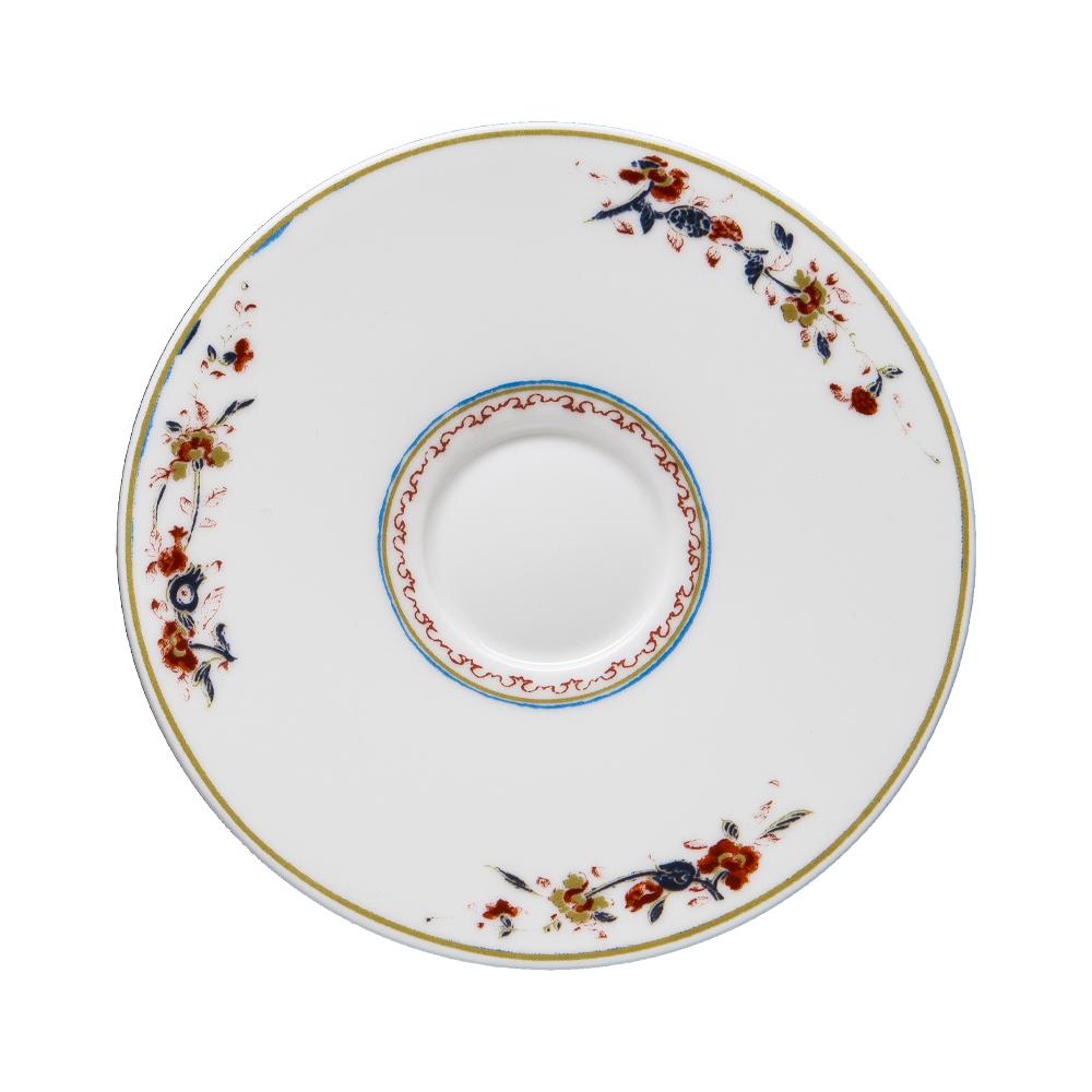 Piattino per tazza thè e cappuccino cm 16 | Chinesi Fiori Finiti