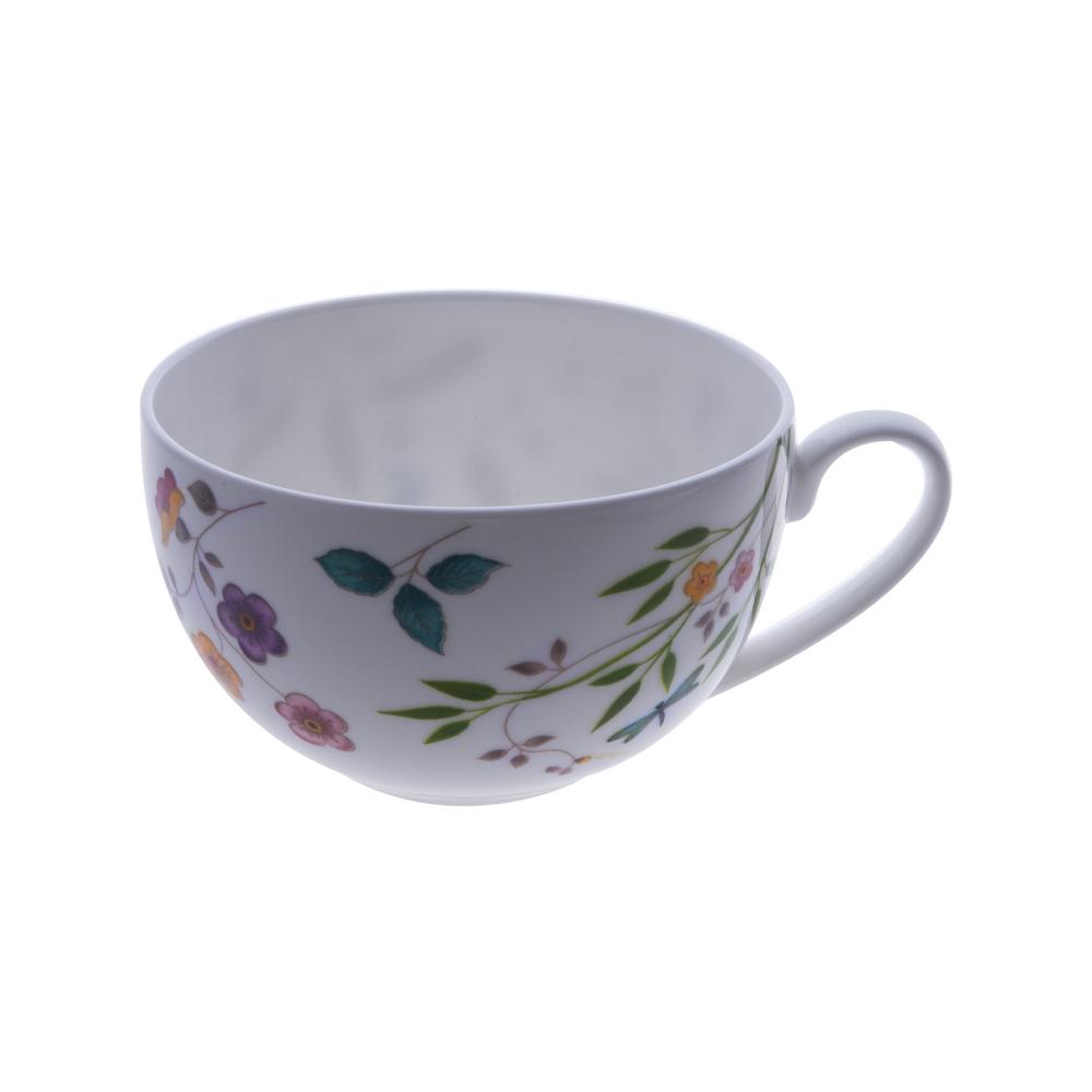 Tazza thè e cappuccino cc 220   Incanto di Primavera