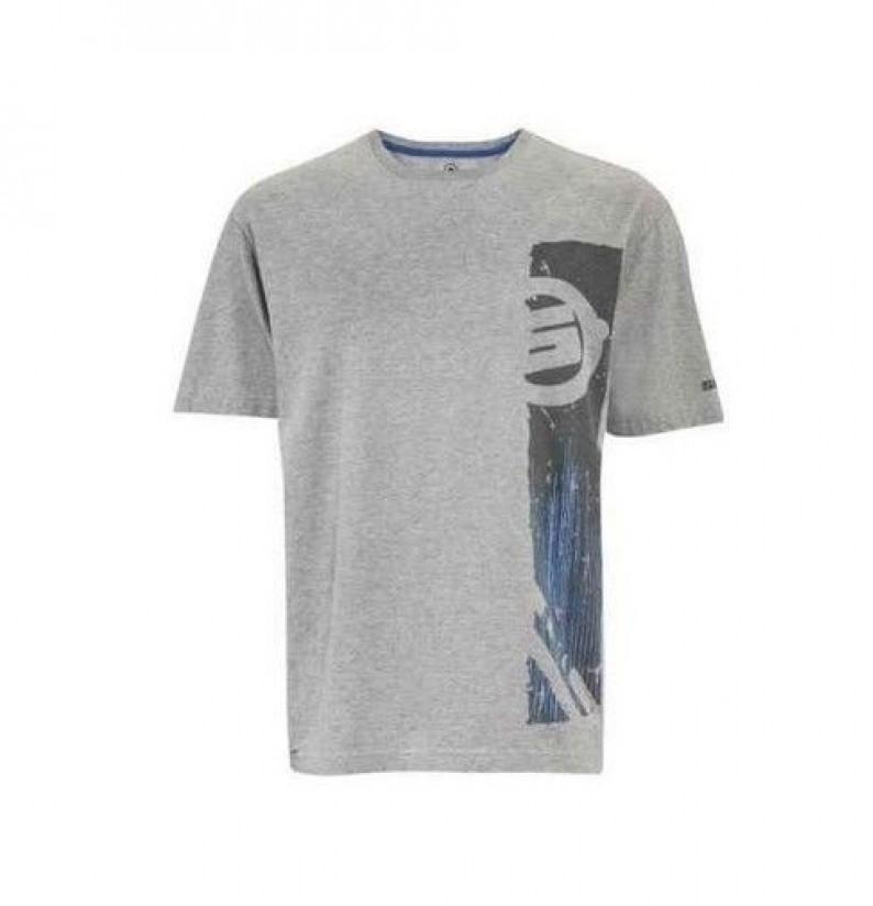 T-Shirt Uomo Grigio Classique(S)