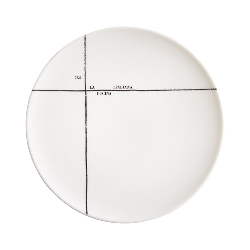 Piatto dessert cm 22,5 | Geometric | La Cucina Italiana