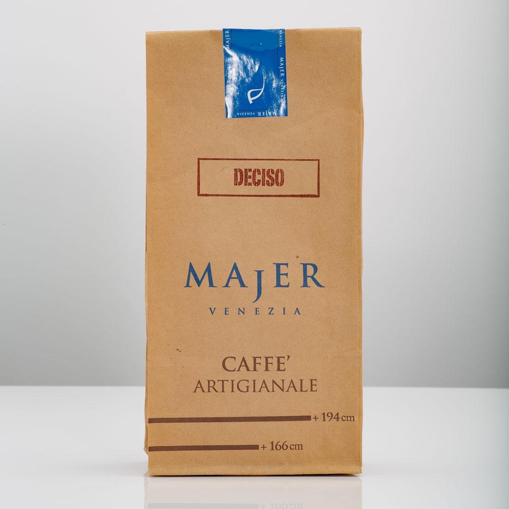 Caffè Majer Deciso  -  1000gr
