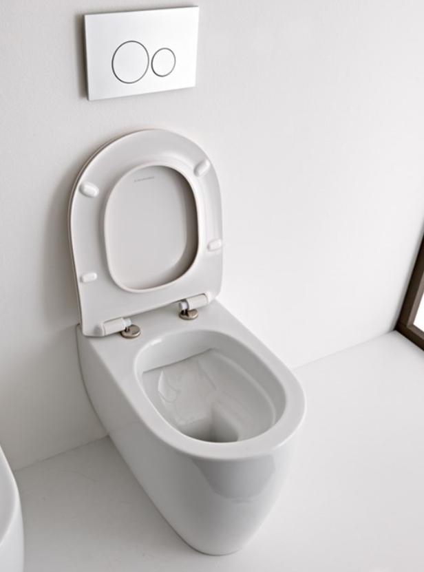 MOON WC WHITE a Terra Clean Flush