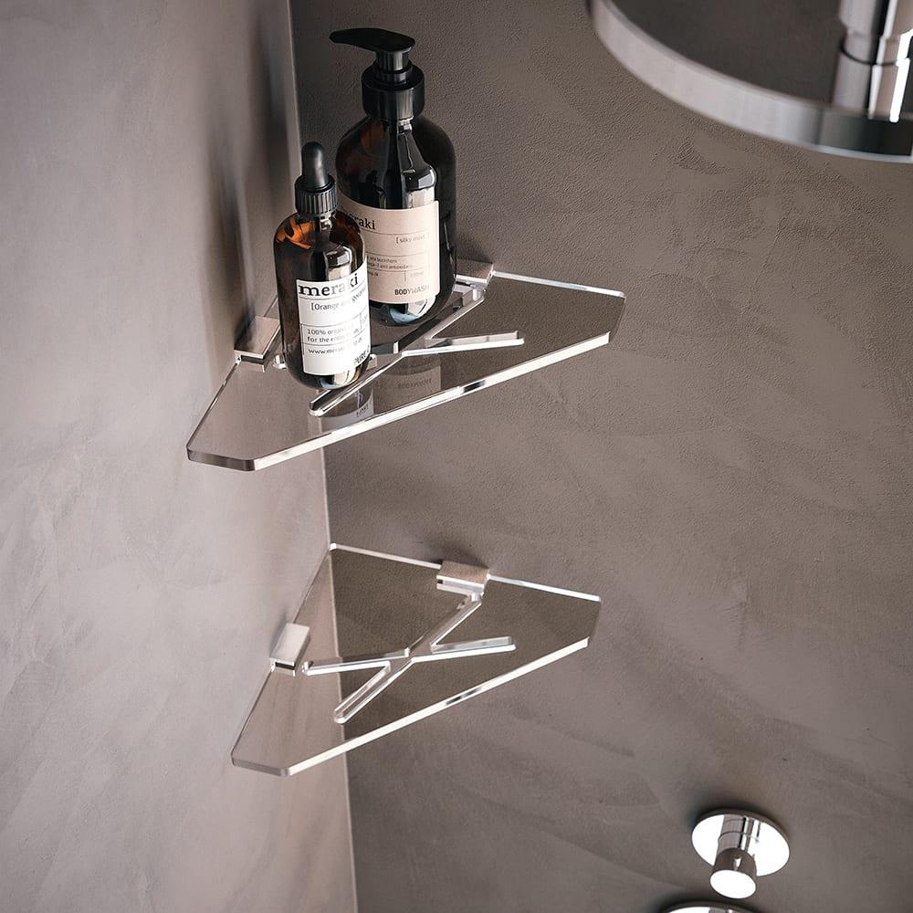Angolare doccia in plexiglass S020