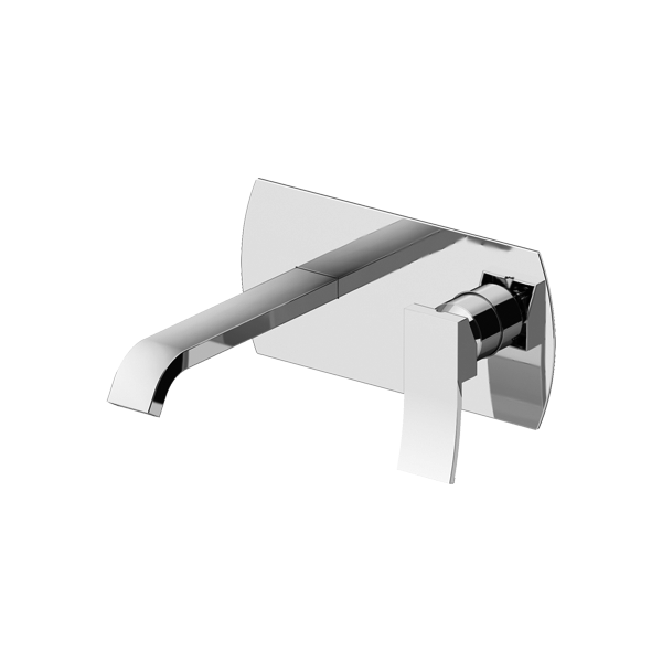 Mix lavabo a muro Ely GATTONI 8835