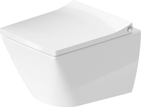 Viu Vaso sospeso Compact Duravit Rimless® Cod. Art. 257309