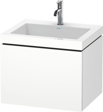 Mobile L-Cube Lavabo consolle c-bonded  Cod. Art. LC6916 N/O/T