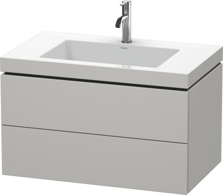 Mobile L-Cube Lavabo consolle c-bonded  Cod. Art. LC6927 N/O/T