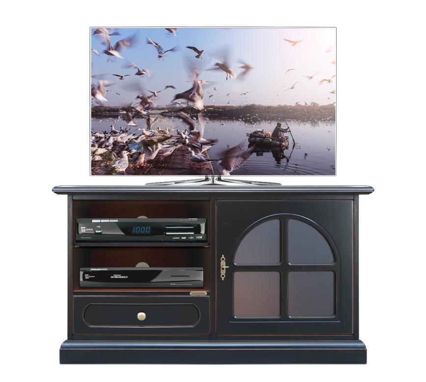 Mobiletto Porta TV 'Dark'