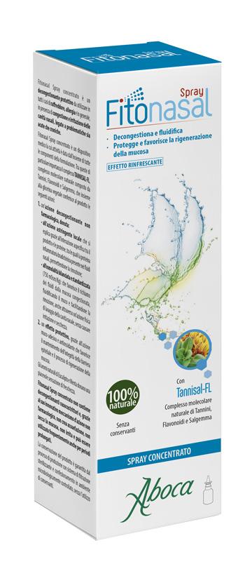 Fitonasal Spray concentrato Aboca