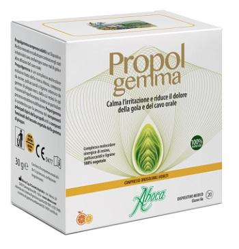 Propolgemma Aboca - 20 compresse orosolubili adulti