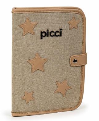 Porta documenti linea Star by Picci