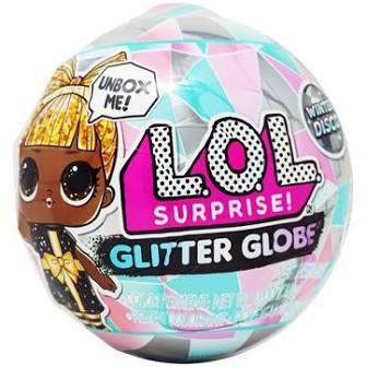 LOL Glitter Globe