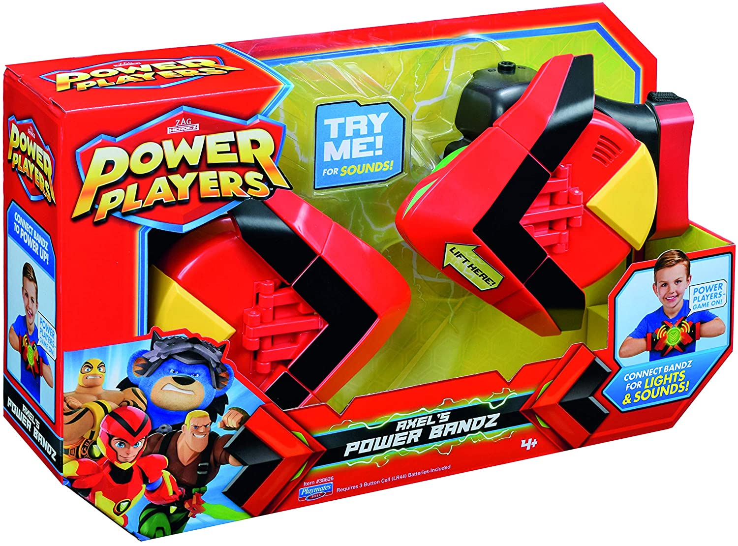 POWER PLAYERS ROLEPLAY DELUXE ELETTRONICO