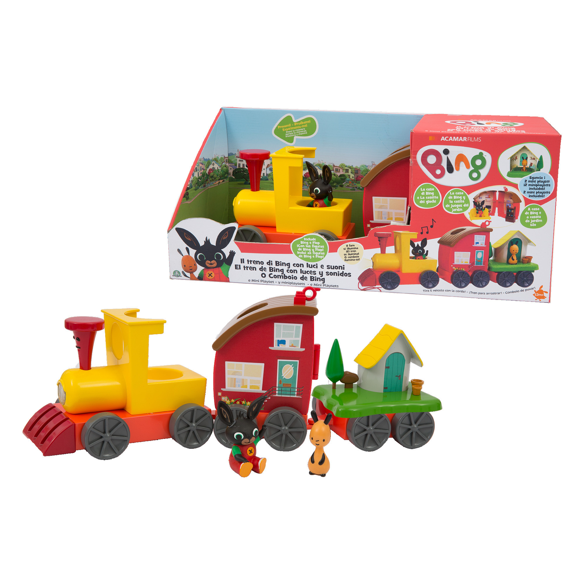 BING TRENO PLAYSET MUSIC