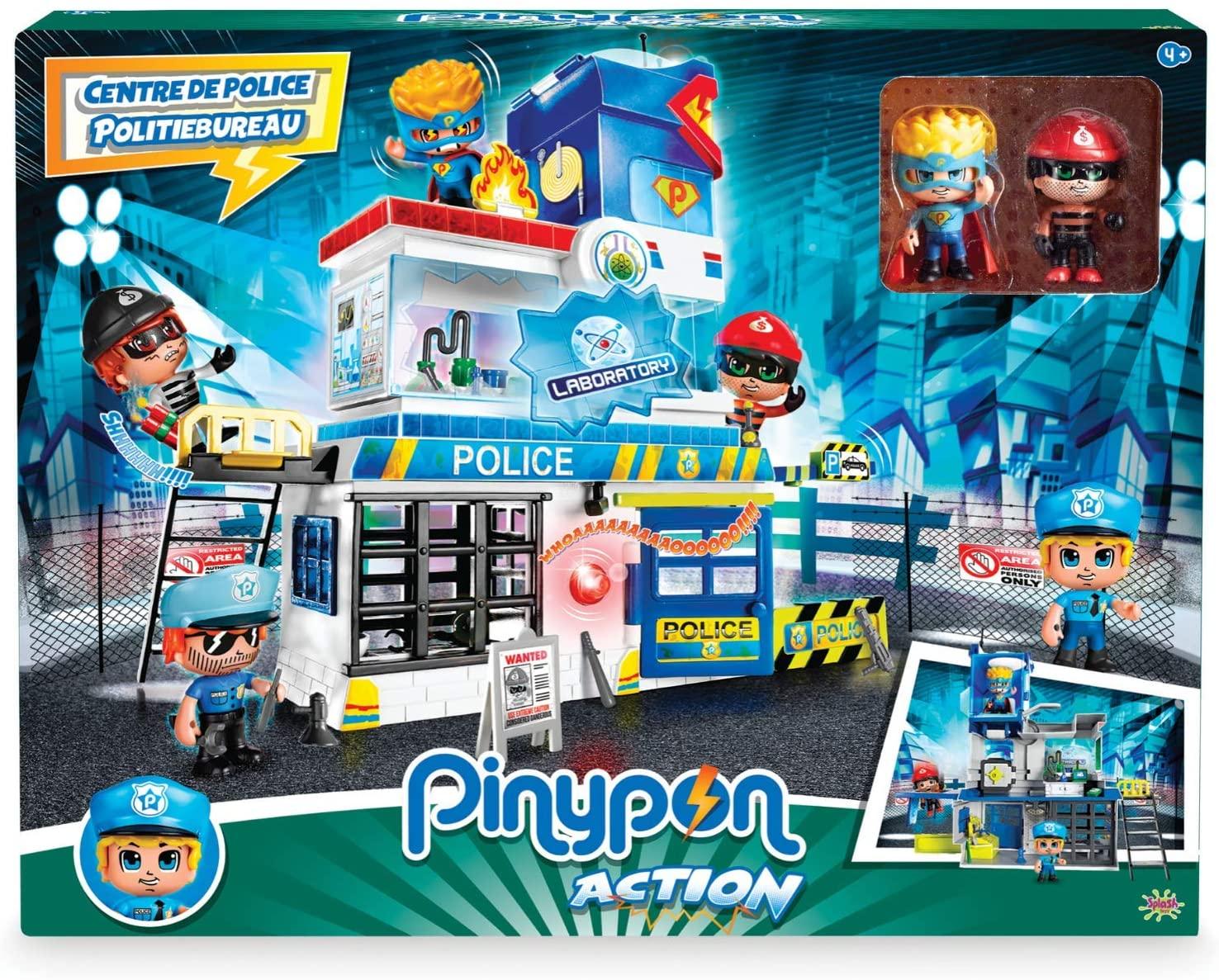 STAZIONE POLIZIA PINYPON ACTION