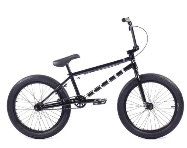 Cult Access 2021 Bici Bmx   Colore Black