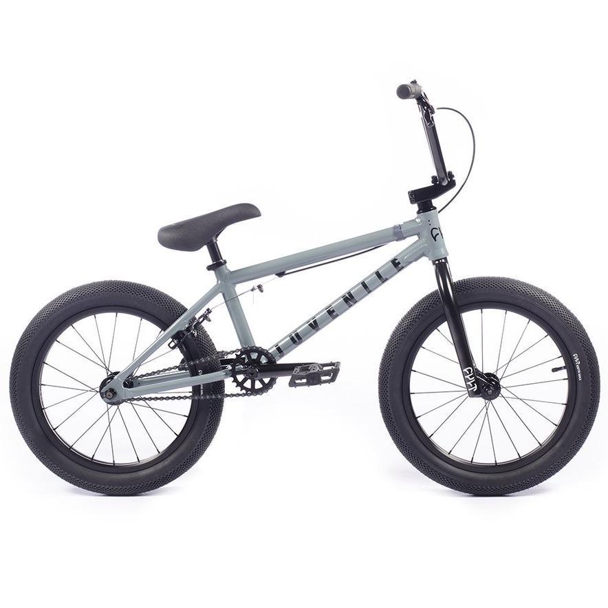 Cult Juvenile 18 pollici 2021 Bici Bmx per Bambini | Colore Grey