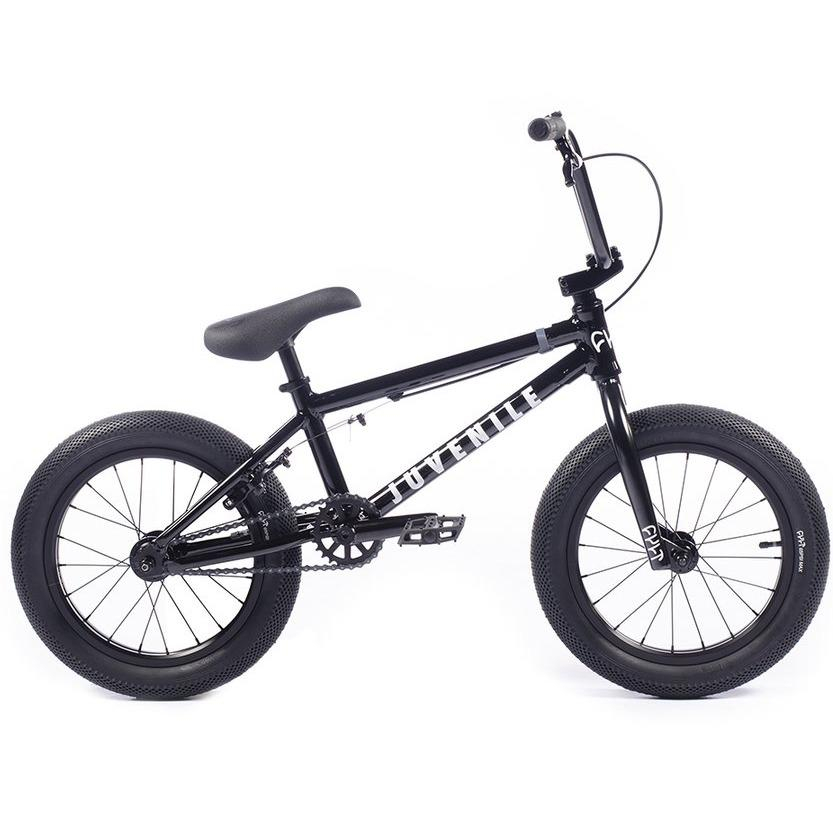 Cult Juvenile 16 pollici 2021 Bici Bmx per Bambini | Colore Black