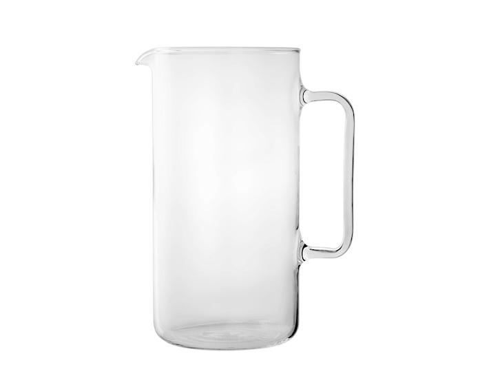 Caraffa in vetro leggero da 1 litro