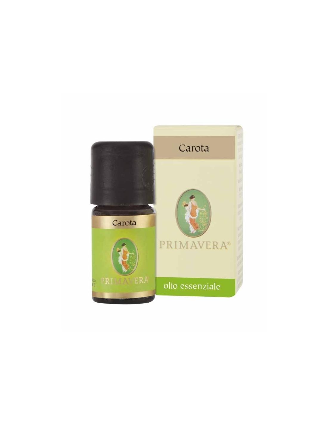 Carota Olio Essenziale 5 ml