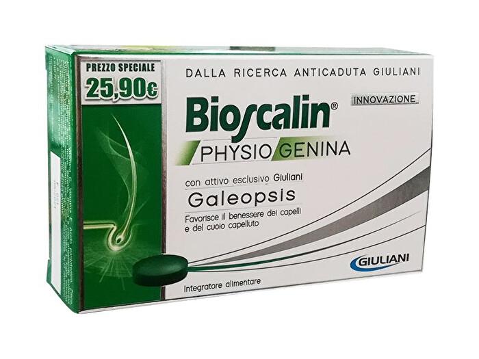 Bioscalin Physiogenina anticaduta-30 compresse