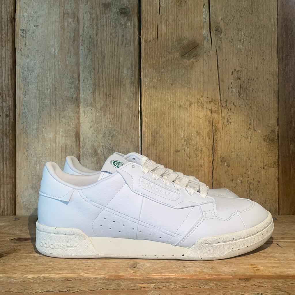 Scarpa Adidas Continental 80 Bianca