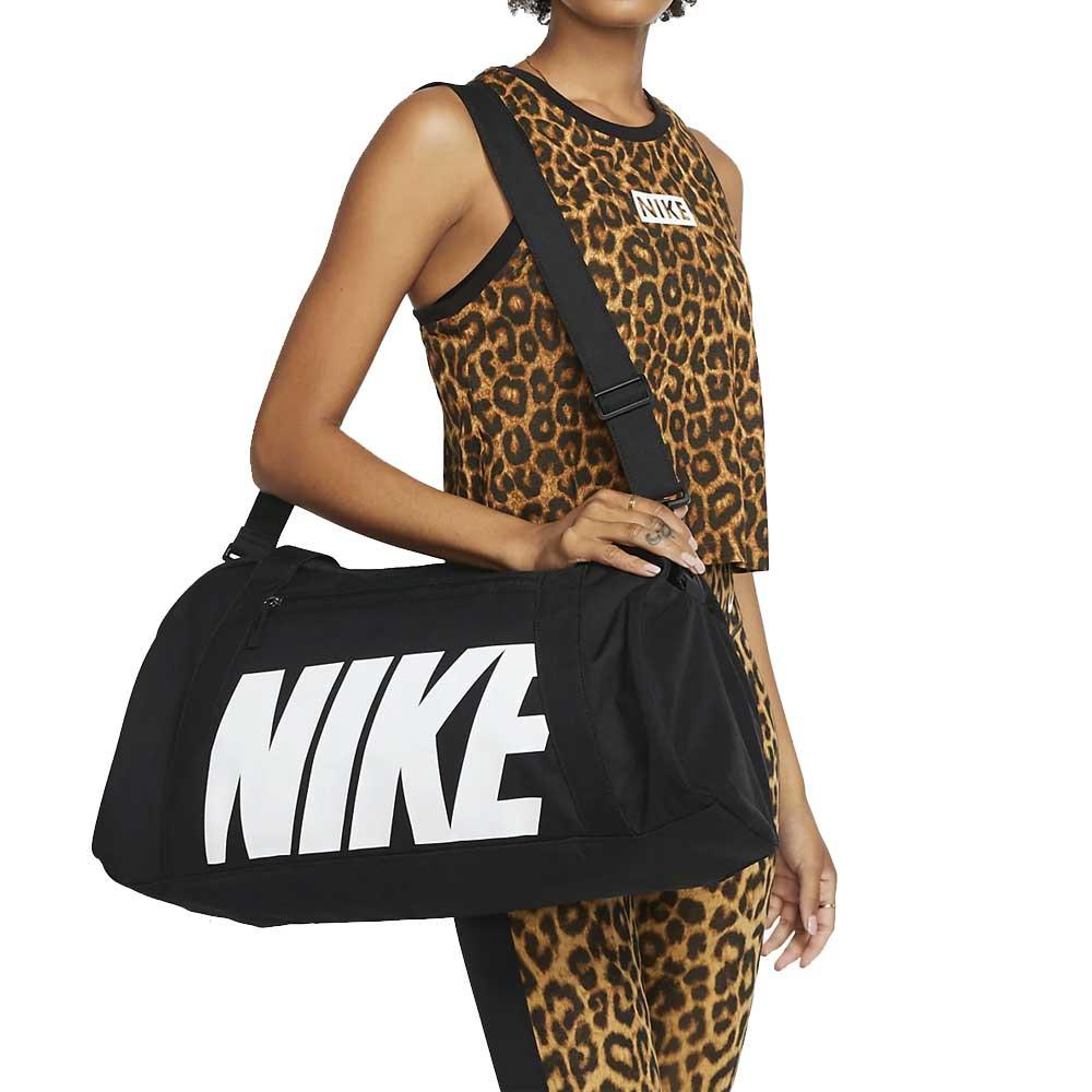 Nike Borsone Sportivo Black White Unisex