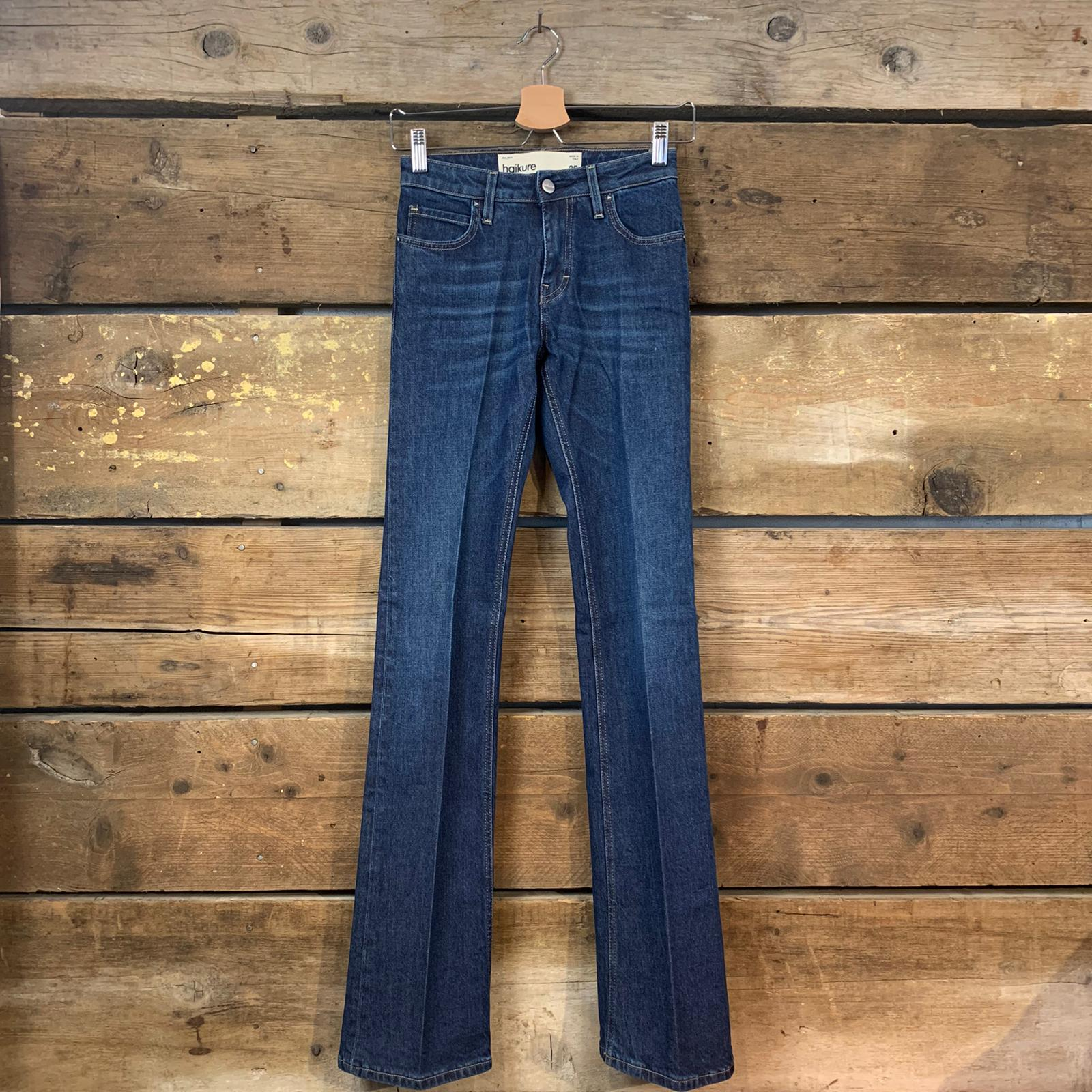 Jeans Haikure Mauna Loa Denim Blu Scuro (Boot Cut Fit)