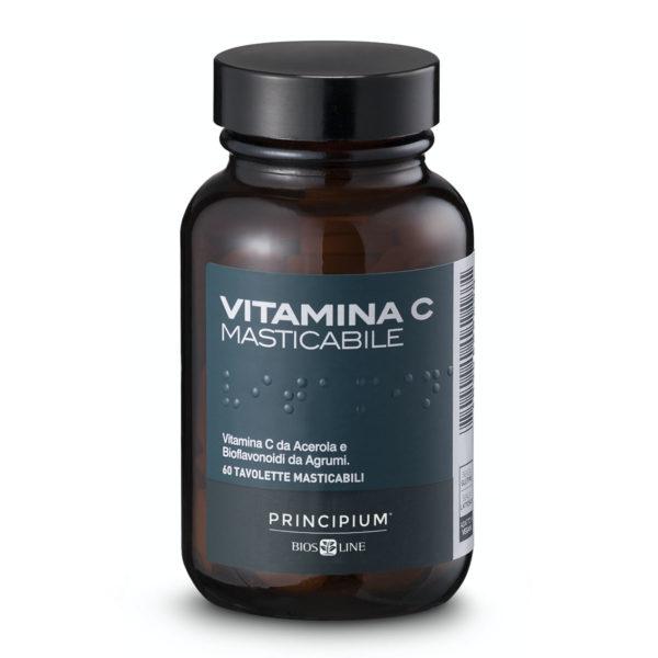 Bios Line Vitamina C Masticabile Principium-60 tavolette
