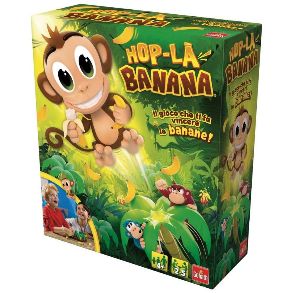 Hop-La Banana
