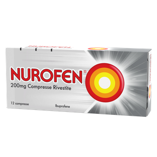 Nurofen 200 mg Compresse Rivestite 24 compresse rivestite