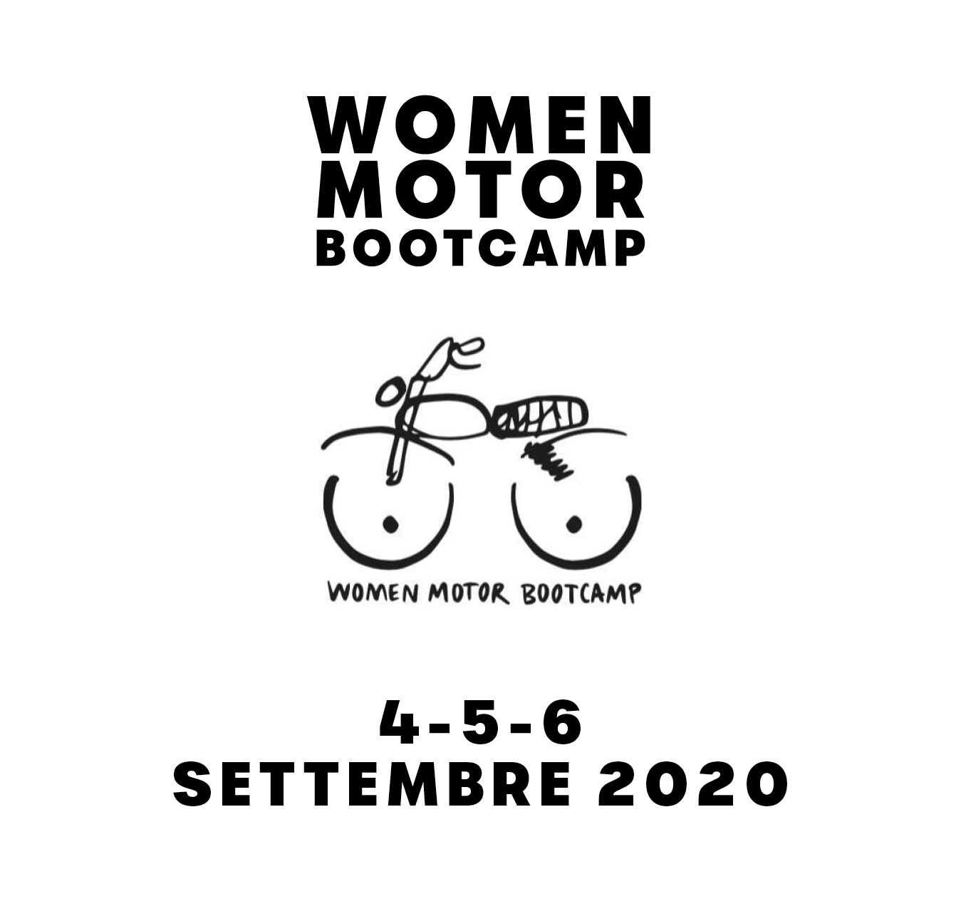 WMBootcamp 2020: testimonial d'eccezione e motorcycle boots Stylmartin