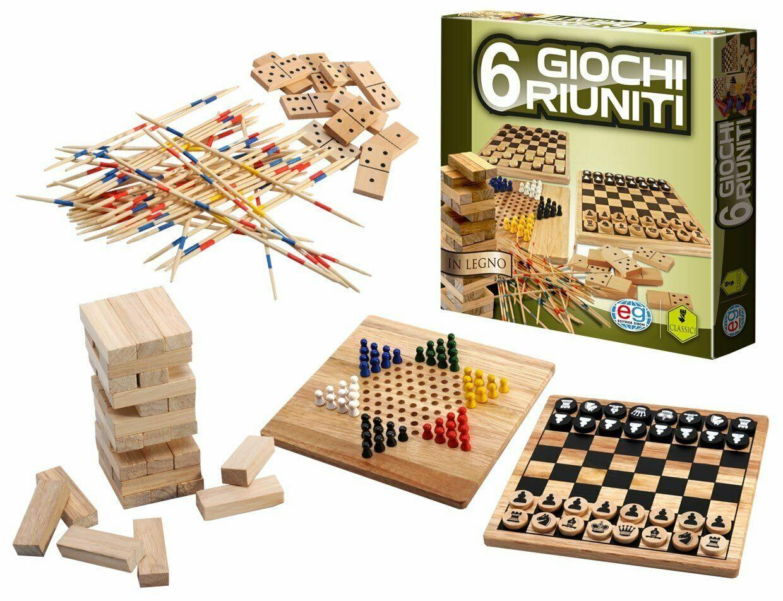 6 Giochi Riuniti