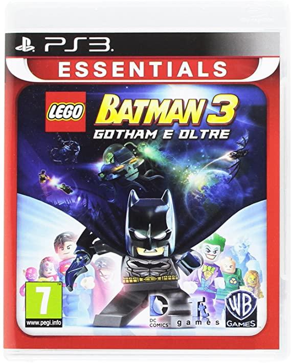 Ps3: Essentials Lego Batman 3