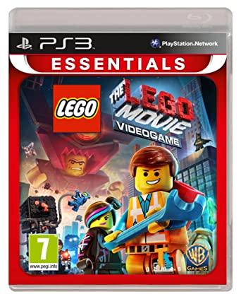Ps3: Essentials Lego Movie Videogame