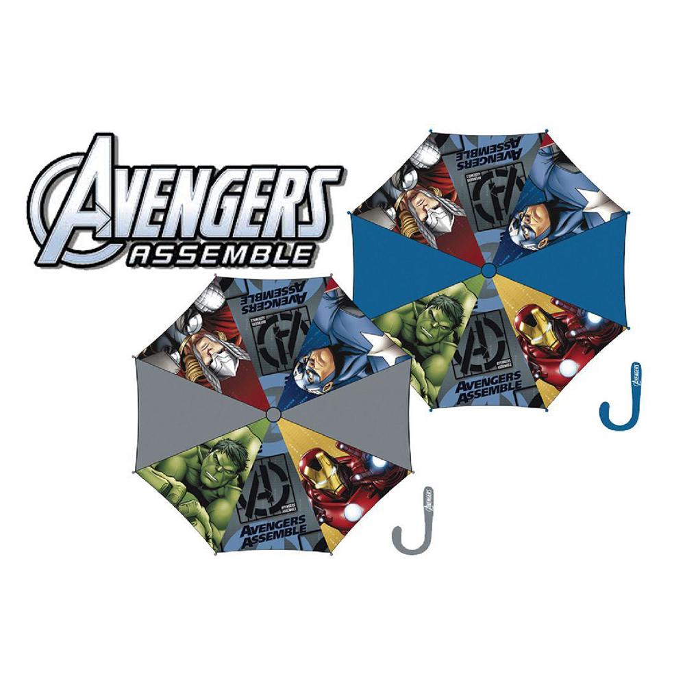 Ombrello Per Bambino 8 Barre Fantasia Avengers
