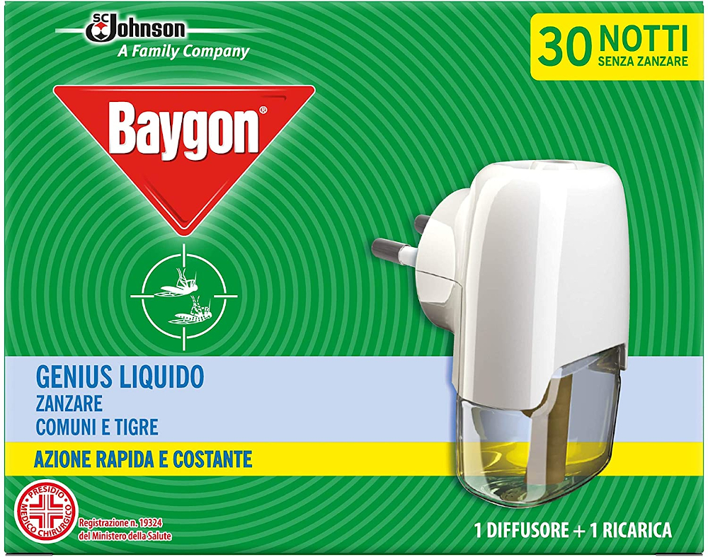 BAYGON Genius Liquido Base 21ml