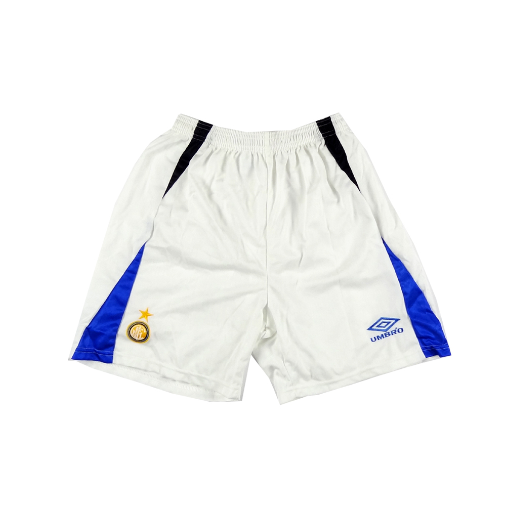 1995-96 Inter Pantaloncini Away  *Nuovi